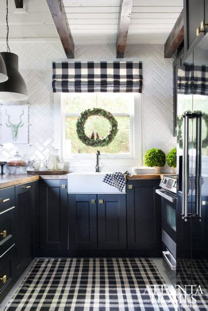 25  Best Ideas about Plaid Curtains on Pinterest   Check