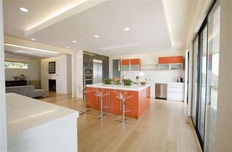 modern kitchen designs 2013 25 open concept modern floor plans 7690