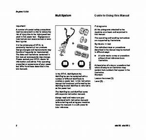 Stihl Mm 55 Cultivator Owners Manual