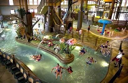 Splash Village Zehnders Water Michigan River Frankenmuth