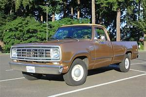 No Reserve  1976 Dodge D