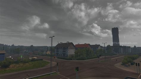 Gloomy Weather Mod  Ets 2 Mods Ets2downloads