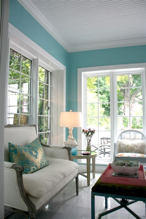 Using Colors To Create Mood In A Room Teal  Aqua Kovi