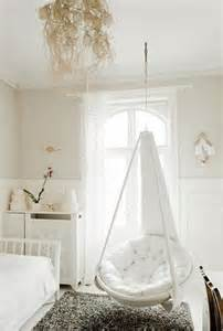 diy old papasan into hanging chair very cool upcycle