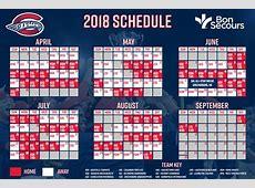The Red Sox 2018 Schedule Is Wacky WEEI Calendar