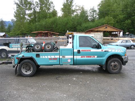aggressive auto towing  abbotsfords source  towing