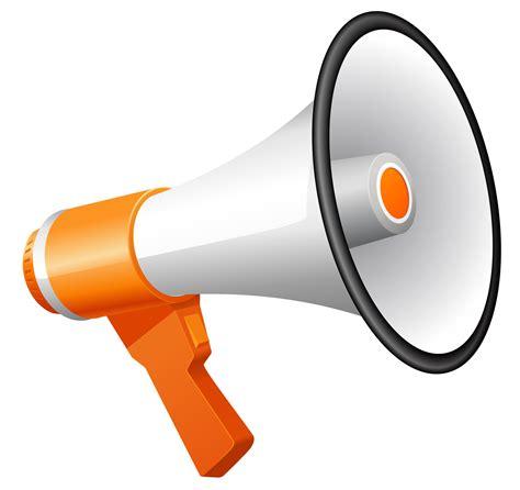 megaphone clipart free small megaphone cliparts free clip
