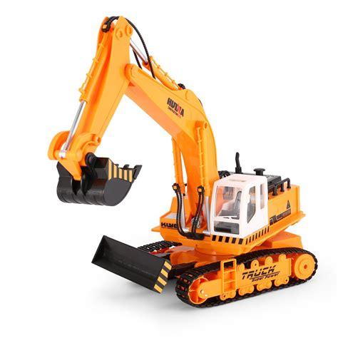 Harga Rc Excavator Huina huina toys 1310 1 16 11ch rc excavator truck