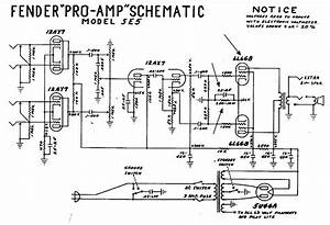 Bas Tube Amp Schematic