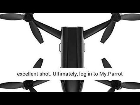 parrot bebop  power drone black