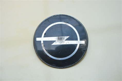 Opel Emblem by Used Original Opel Roung Emblem Sign Logo 75mm