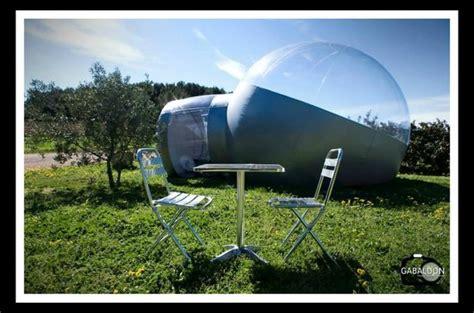 chambres bulles bulle picture of les chambres bulles du chateau belvize
