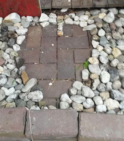Steinmosaik Im Garten  Individuelle Gartenkunst Von