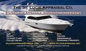 THE ST LUCIE APPRAISAL CO PERSONAL PROPERTY APPRAISERS