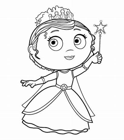 Super Why Coloring Pages Printable Cartoon Momjunction