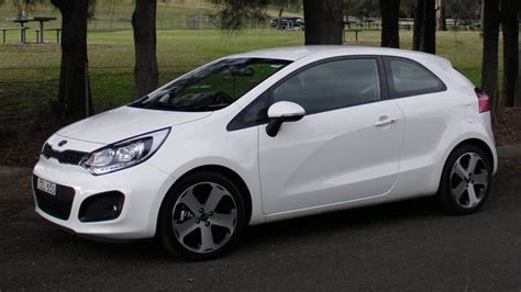 kia rio  door sls  review carsguide