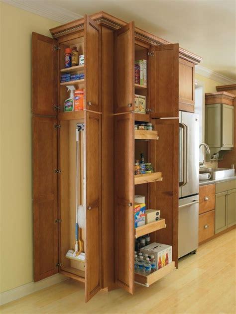 Kitchen Pantry Storage Cabinet Broom Closet tremendous pull out pantry storage with broom closet