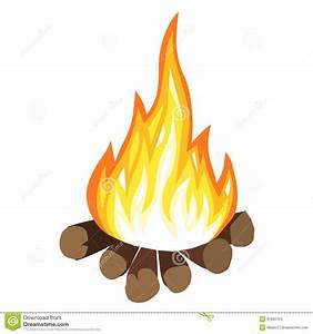 Black And White Campfire Clipart | Clipart Panda - Free ...