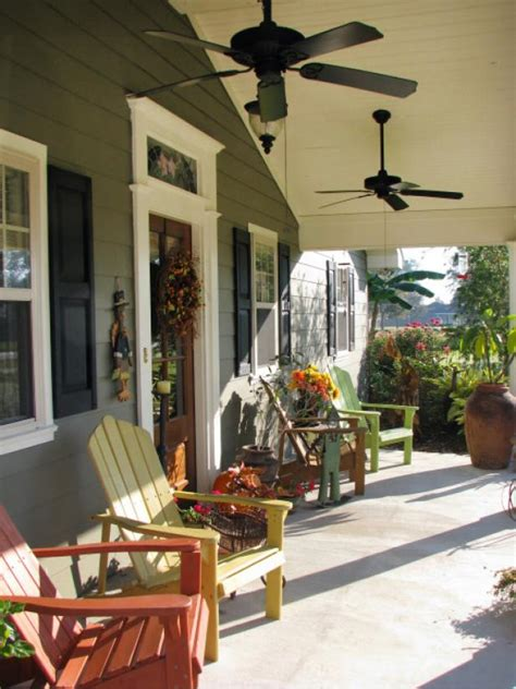 outdoor table ls for porches coastal style decks patios and porches hgtv