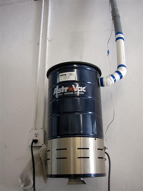 Vacuum Or Vacuum by Central Vacuum Cleaner