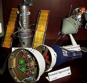 Building a Gemini Spacecraft (page 2) - Pics about space