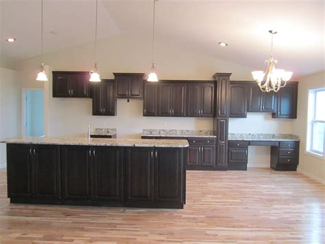 karman kitchen cabinets price karman brand rustic hickory cabinets quot harvest quot door style