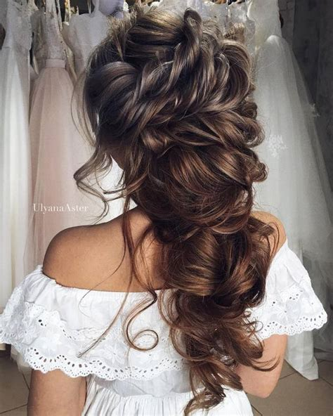 Updo Hairstyles For Hair by 35 Wedding Updo Hairstyles For Hair From Ulyana Aster