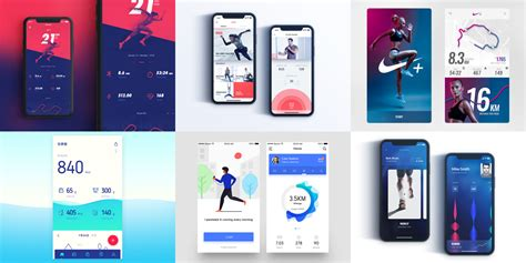 photo decorating apps friday design inspiration 15 inspiring fitness app designs