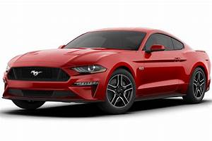 2020 Ford Mustang Gets New Rapid Red Color: First Look