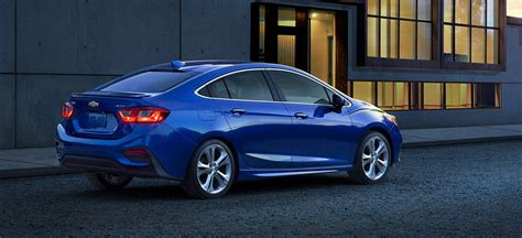 2016 Chevy Cruze L by 2018 Chevy Cruze Trim Levels Packages