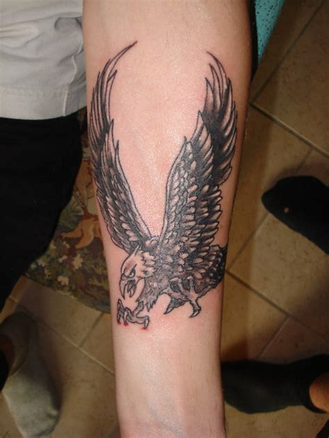 adler unterarm 42 eagle forearm tattoos with meanings