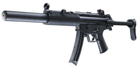 hk umarex mp   mpsd  tactical rimfire  firearm blog