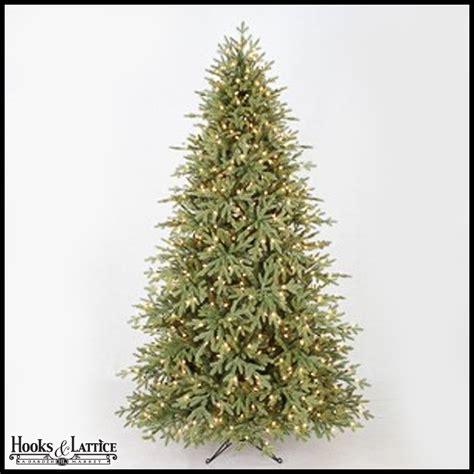 7 5 ft holiday tree grove spruce hooks and lattice