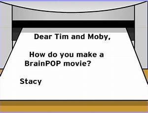 How To Write A Letter Of Character Reference Lesson Plan Write Your Own Brainpop Script Brainpop