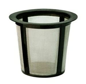 Cups fit anyway you insert it unlike other designs! Generic Reusable Coffee Basket Filter for Cuisinart Keurig My K-Cup® (12)