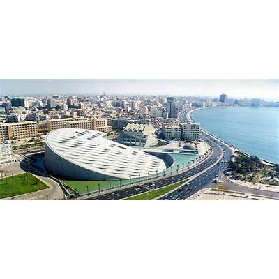 Bibliotheca Alexandrina - Resurrecting the Fabled Library