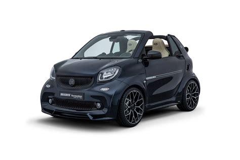 One Of Ten Ultimate Sunseeker Is A Brabus Fortwo With