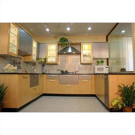 Modular Kitchen  U Shape Modular Kitchen Manufacturer