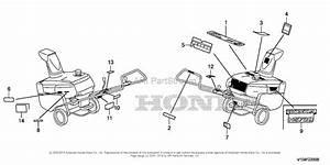 Honda Hs520 Aa Snow Blower  Usa  Vin  Szbg