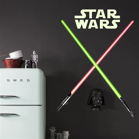 toy monster trucks videos star wars lightsaber stickers great kidsbedrooms the