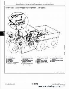 John Deere Amt 600 Wiring Diagram