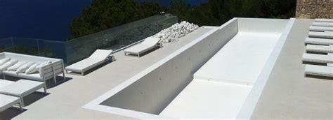 beton cire exterieur piscine nivrem terrasse beton lisse et bois diverses id 233 es de conception de patio en bois pour