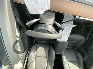Up close look at the new Tesla Model Y interior - Drive Tesla Canada