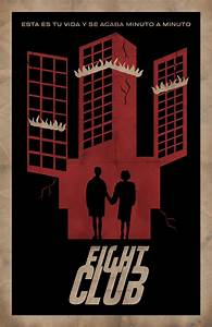 'Fight Club' Poster | The Cult