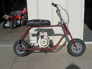 1970 Cat 400x Mini Bike
