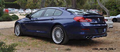 540hp, 3.7s 2015 Bmw Alpina B6 Xdrive Gran Coupe Is Now