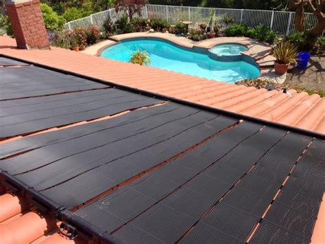 Solar Pool Faqs  Ameco Solar Inc
