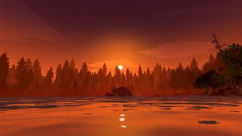 Firewatch — Pyromance • Beautiful Pixels
