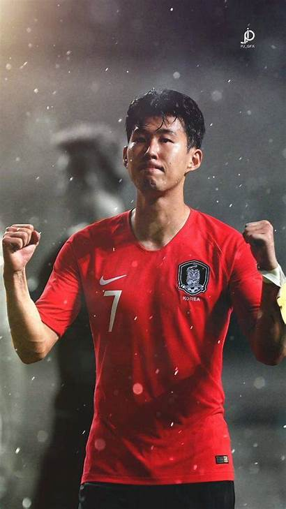 Heung Son Min Wallpapers Phone