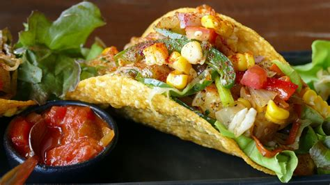 The Ultimate Guide to Vegan Mexican Food Tacos Food